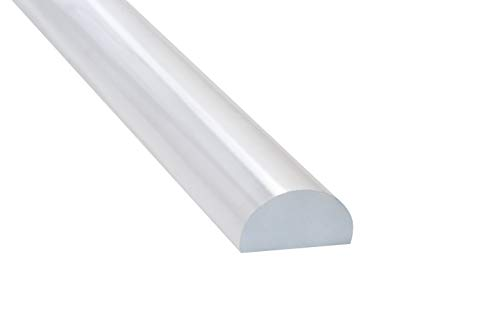 Perfil de protección antisalpicaduras para ducha, barra semicircular...
