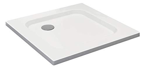 VILSTEIN VS-DD01-70x70W_VAR Plato de ducha, Blanco, sin desagüe, 70 x...