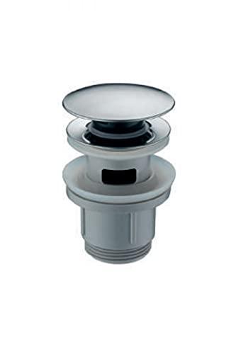 Valvula de Click Clack apta para lavabos y bides VCC009 Desagüe...