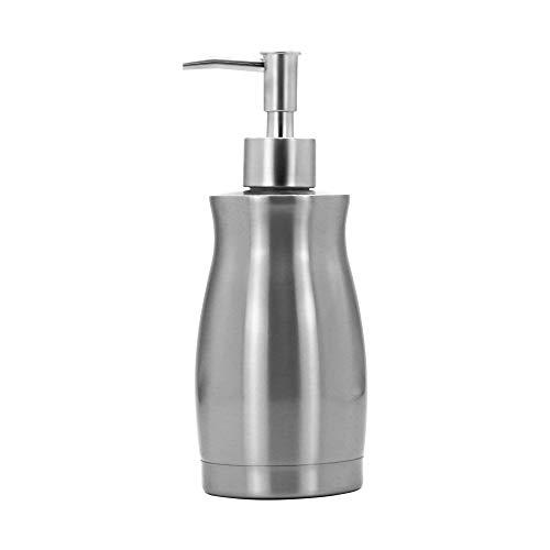 Dispensador de jabón 400ML, JoaSinc Dispensador de Jabón de Baño a...