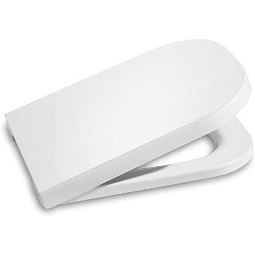 ROUND - Tapa y asiento para inodoro compacto con caída amortiguada