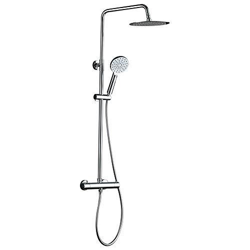 GRIFEMA G7003 - Umna termostática ducha Latón, Plástico, ABS,...