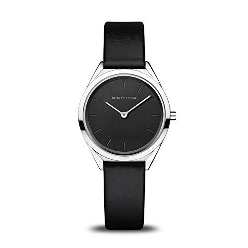 BERING Reloj Analógico Ultra Slim Collection para Mujer de Cuarzo con...