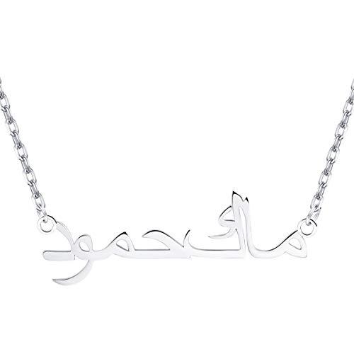 LisaKette Antiguo Collar de Nombre en...