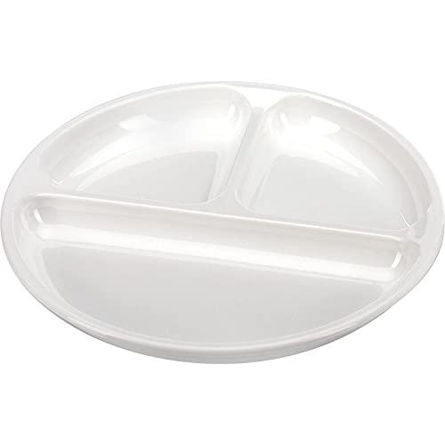 Westmark Plato de menú para microondas, 3 áreas separadas, diámetro...