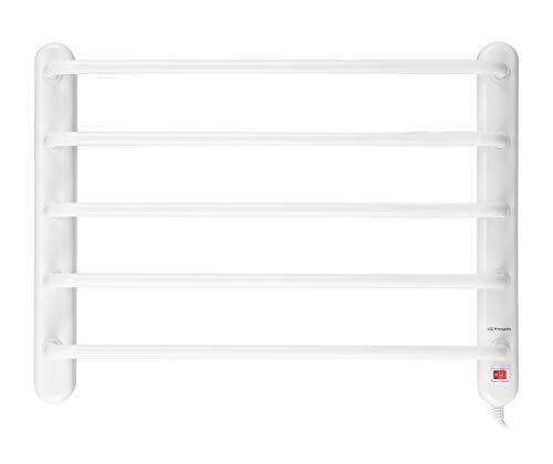 Orbegozo TH 8002 - Toallero eléctrico, fácil instalación, seca y...