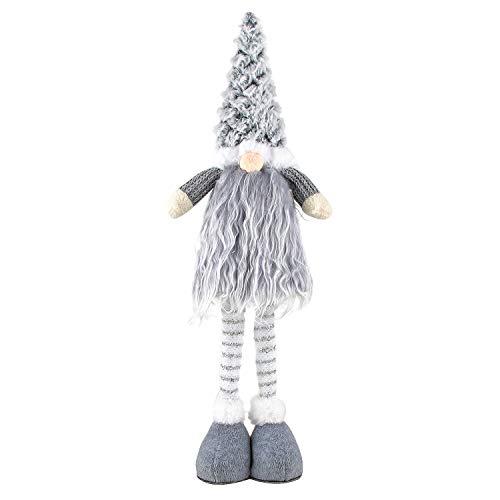 Decoración navideña sin Rostro, Decoraciones navideñas GNOME 57cm...