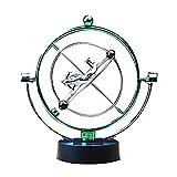 MARYADTFF Rotador de riel - Kinetic Energy Orbit Rotación Física...