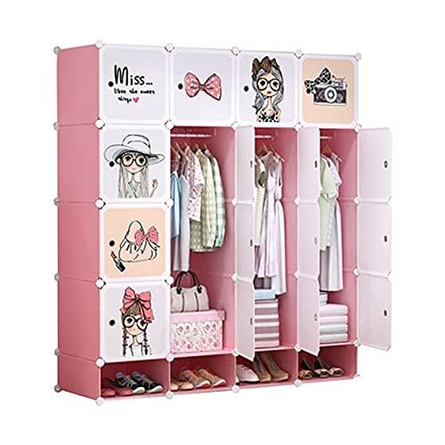 armarios de tela Armario para niños Armario portátil Armario Armario...