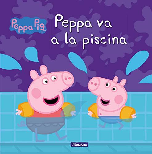 Peppa va a la piscina (Un cuento de Peppa Pig)