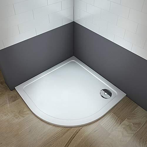 Plato de ducha redondo/circular piedra artificial revestimiento...