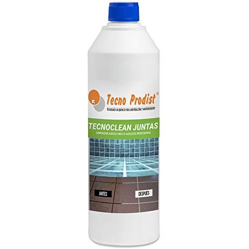 TECNOCLEAN JUNTAS de Tecno Prodist (1 Litro) Limpiador profesional de...