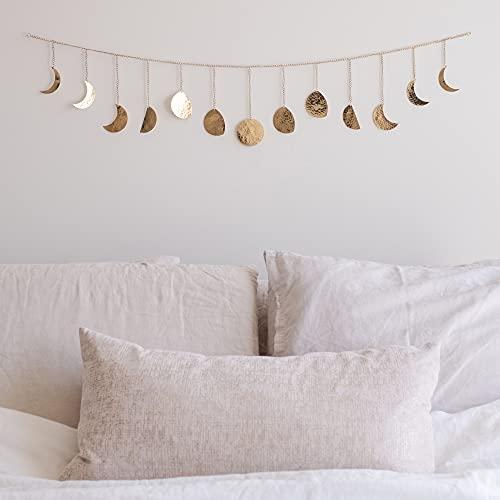 BASE ROOTS Moon decoración decoración de la Pared   Hecho a Mano...