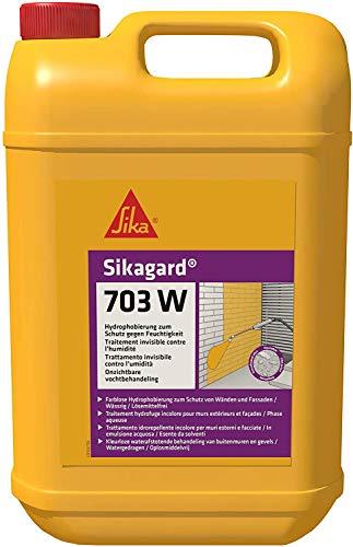 Sikagard 703W, Impregnación repelente al agua transparente, lista...