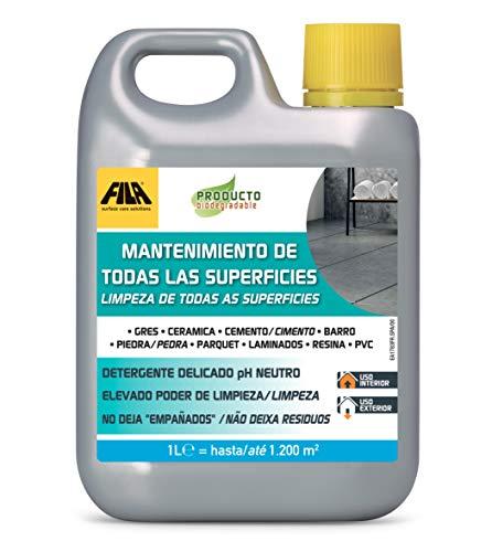 Fila Surface Care Solutions MANTENIMIENTO DE LAS SUPERFICIES,...