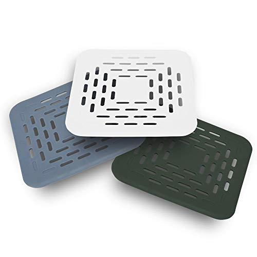 ECENCE 3X Protección del desagüe, Filtro desagüe, Tapa para...