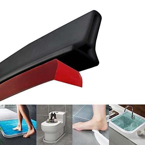 Adoture - Barrera de ducha y sistema de retención de agua para el...