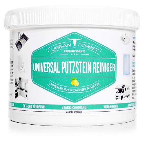 Limpiador de hogar y multiusos de piedra blanca, limpiador universal y...