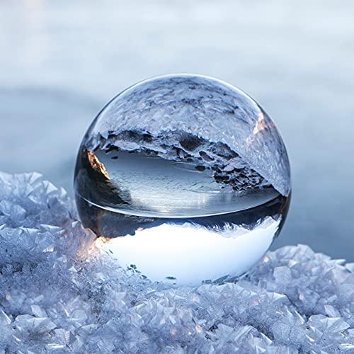 NinkBox Bola de Cristal K9, 100mm Bola de Cristal Fotografia con...