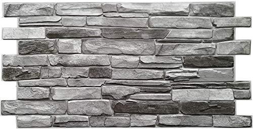 Paneles de pared de PVC 3D decorativos azulejos revestimiento –...