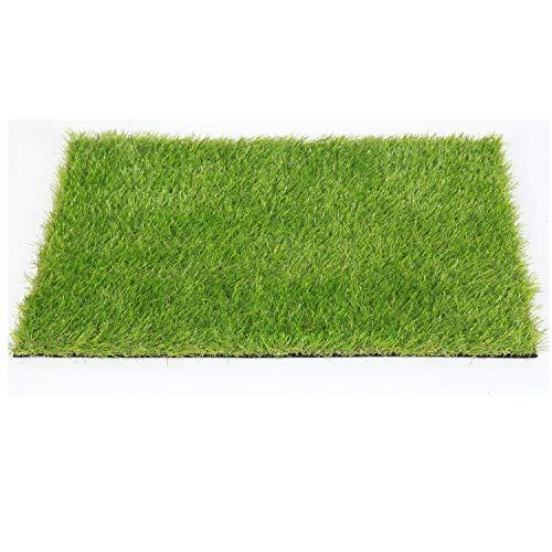 SUMC Hierba artificial Alfombra sintética Entrada de hierba Estera de...