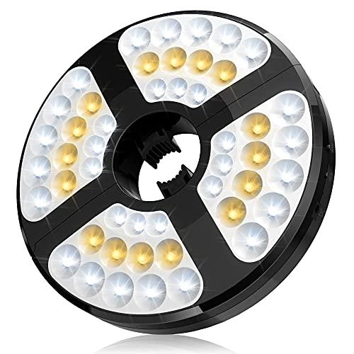 Luces Para Sombrillas 48 Luces LED Para Sombrilla 450 Lúmenes Luz de...