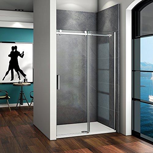 120x195cm Mamparas de ducha puerta de ducha 8mm vidrio templado de...