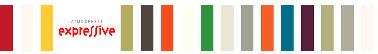 Un ejemplo de combinación de colores contrastantes para llevar el melocotón a tu decoración con pintura