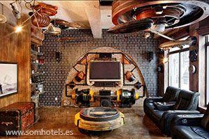 Compra Online decoración de estilo Steampunk del 2021