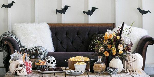 Decoración para la noche de Halloween para tu hogar