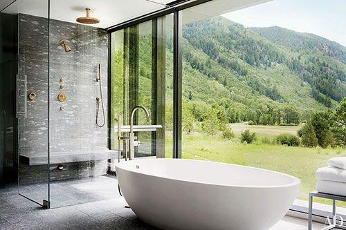 bañeras de diseño para comprar y equipar en tu cuarto de baño