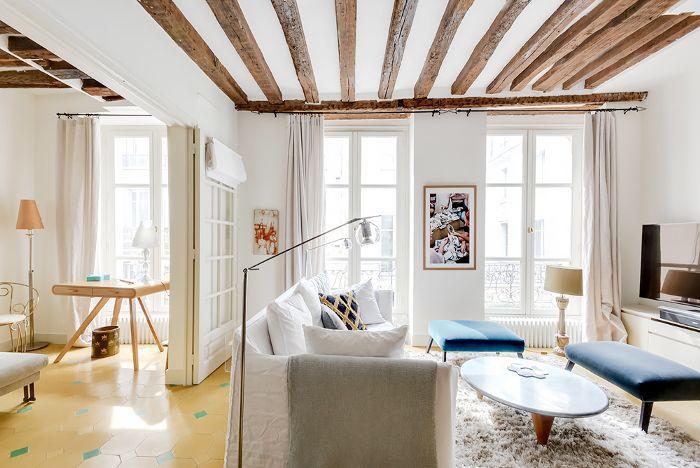 decoración de estilo Francés para interiores