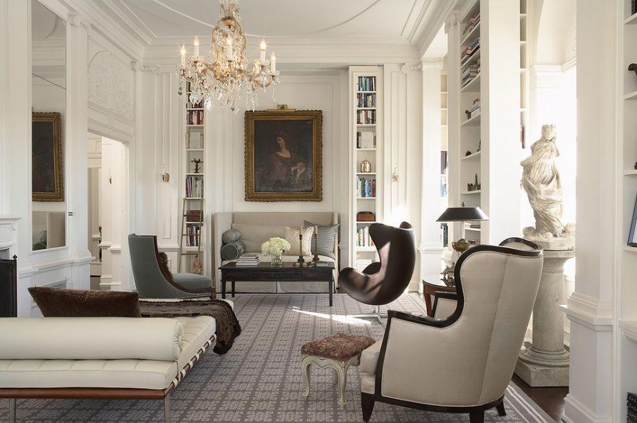 decoración de estilo victoriana de interior para tu hogar