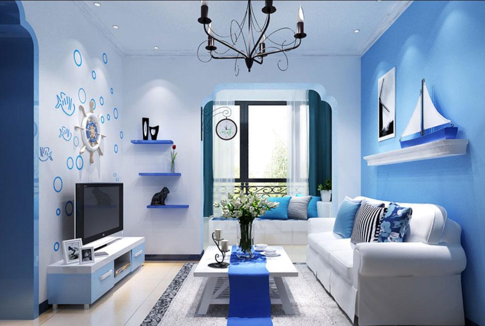 decoración de interiores de estilo marinero para tu hogar