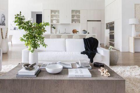 decoración de interiores de estilo nórdico para hogar