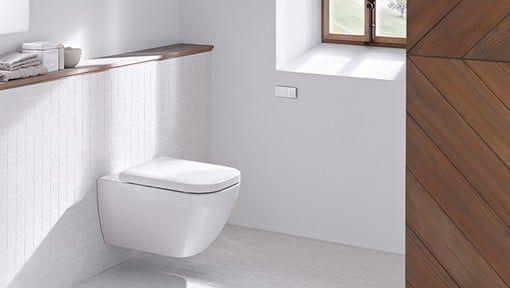 Inodoro de distintos diseños y estilos para tu hogar