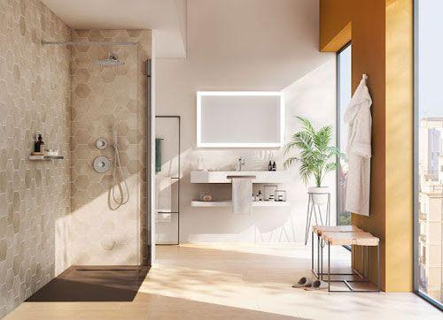 platos ducha para tu cuarto de baño de diferentes diseños