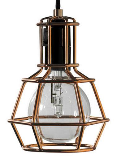 Esta lámpara colgante de diseño representa el espíritu de la marca Design House Stockholm.  Escandinavia se acerca a ti.