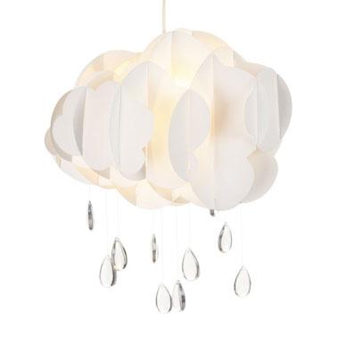 Esta lámpara colgante es ideal para vestir una bombilla y convertirla en una lámpara colgante de diseño para el salón.  Poética y artística, esta lámpara colgante quedará perfecta en la guardería.