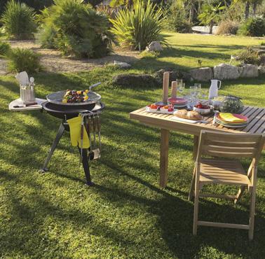 ¡Muebles de teca de ultra diseño para exteriores para recibir invitados y tener grandes parrillas en el jardín durante los hermosos domingos de verano!