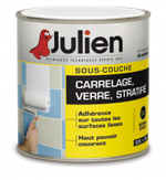 Capa base para baldosas Julien para aplicar antes de repintar los azulejos de las paredes de la cocina y el baño y aplicar pintura acrílica