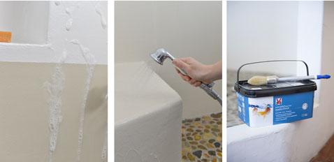 Hydroactiv'V33, pintura impermeable para paredes de ducha y baño