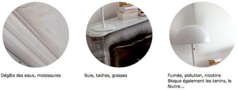 """Cómo pintar paredes y techos con manchas de humedad, moho y humo de tabaco con la pintura de tinte directo Coveragrip"""""""