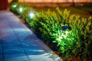 Los diferentes tipos de iluminación para el jardín