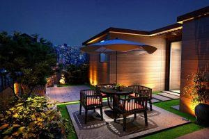 Mobiliario de jardín tendencia para el verano