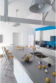 pintura para paredes y techo cocina gama perspectiva acabado satinado reforzado Tollens