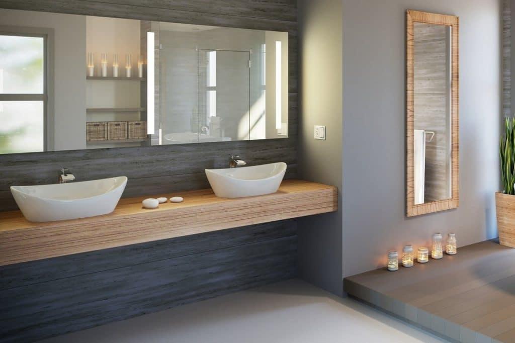 lavabos de baño diseño moderno