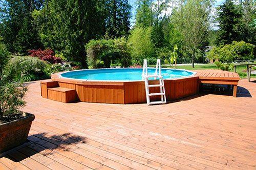 piscina prefabricada grande