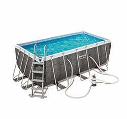 piscinas desmontables de plástico