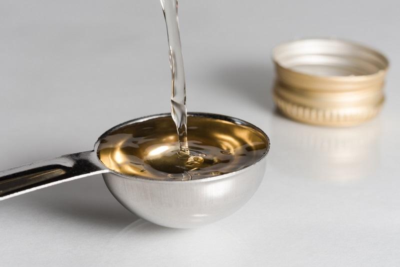 cucharada de vinagre blanco